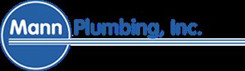 mann plumbing logo