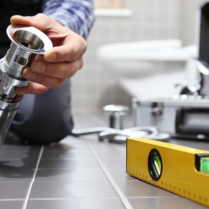quality plumbing service in bloomington